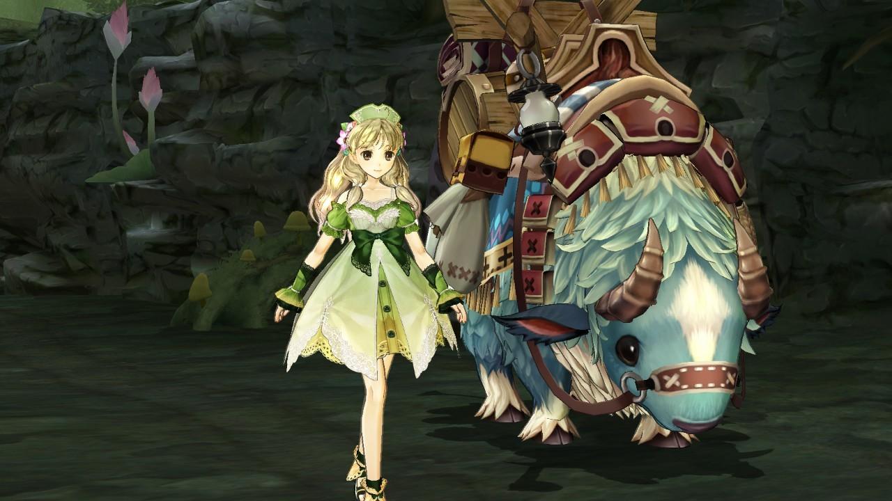 Atelier Ayesha: The Alchemist of Dusk DX screenshot