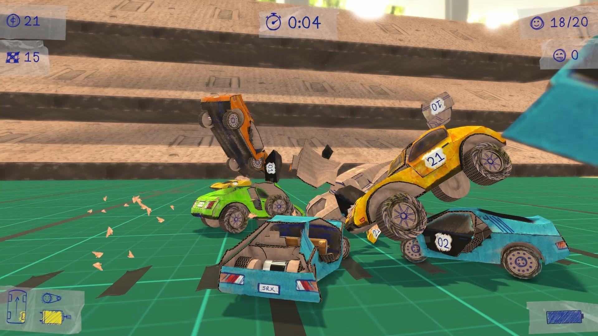 Concept Destruction screenshot