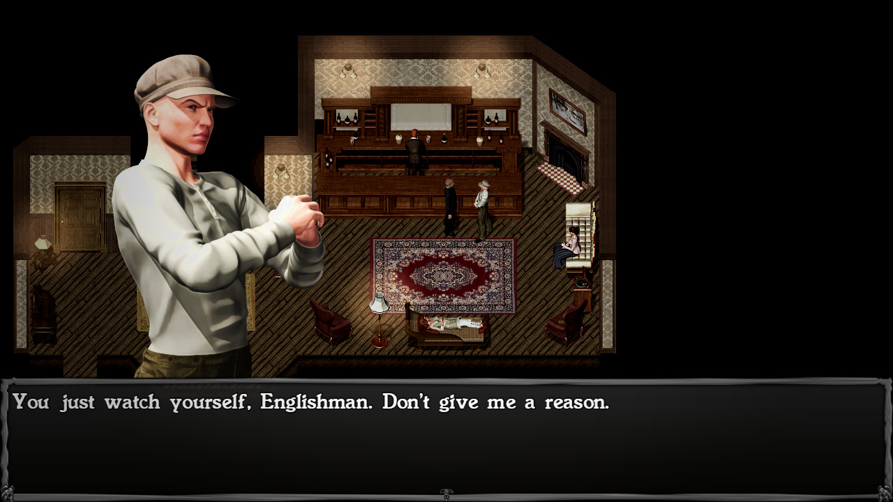 The Deed II screenshot