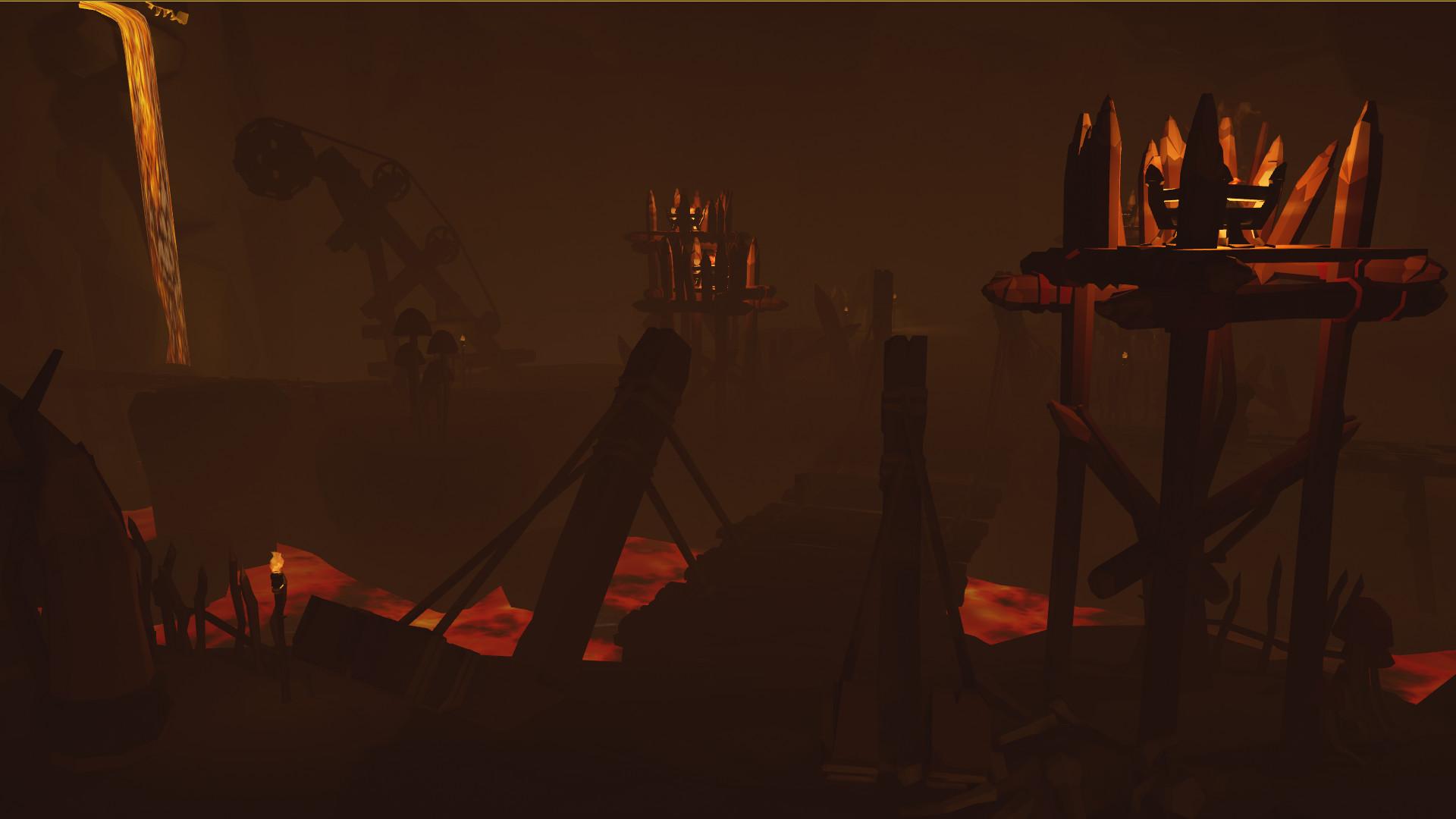 Treasure Tomb VR screenshot