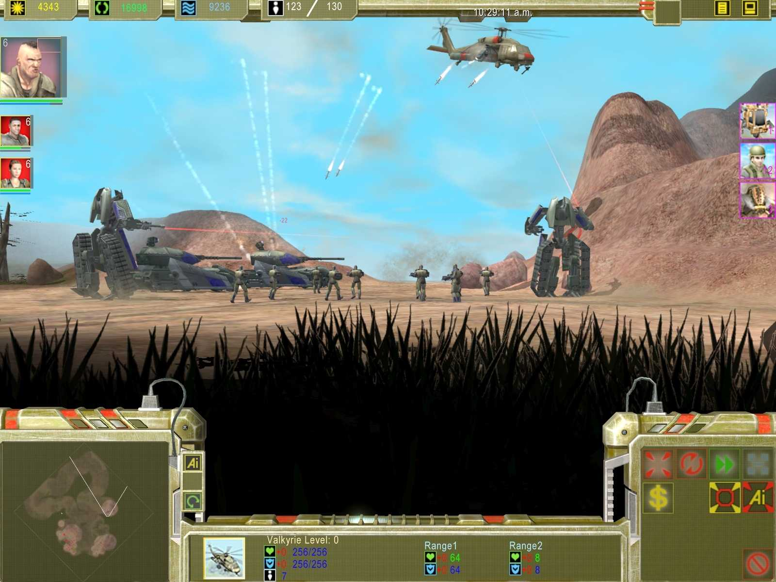 Maelstrom: The Battle for Earth Begins screenshot