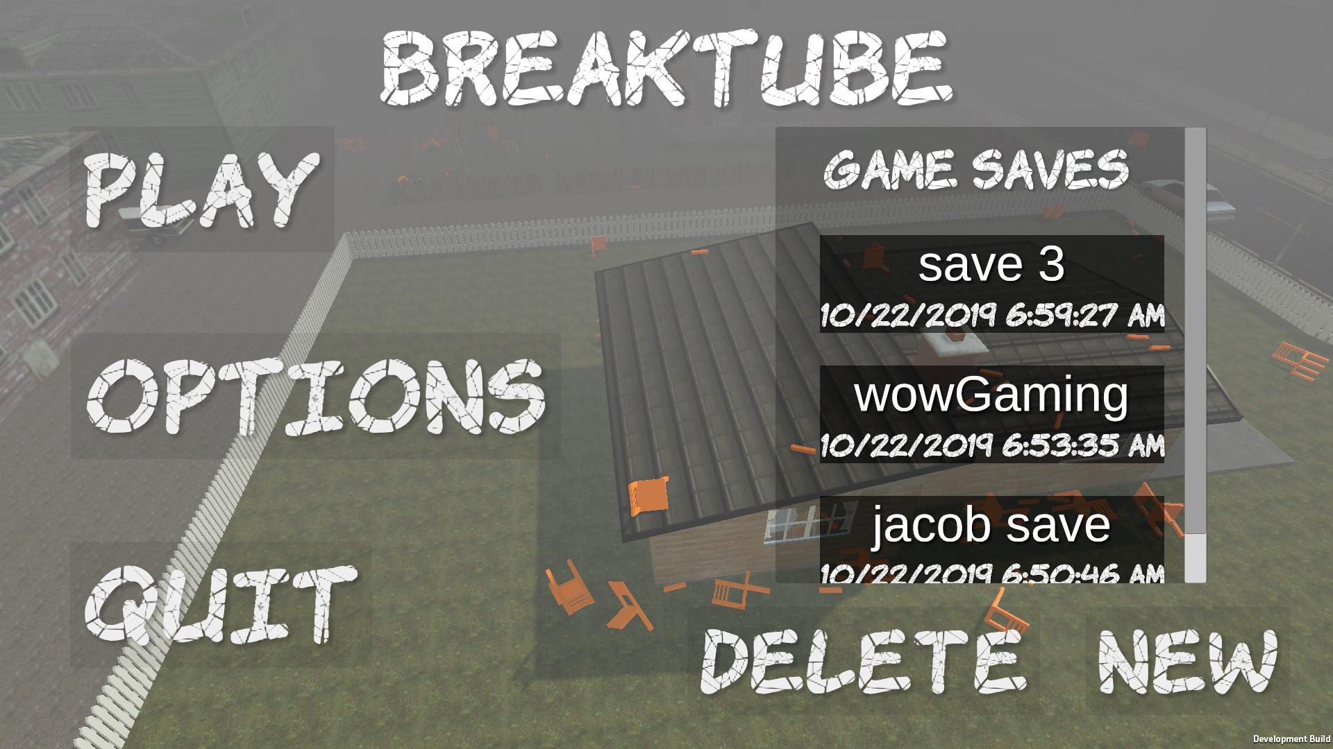 BreakTube screenshot