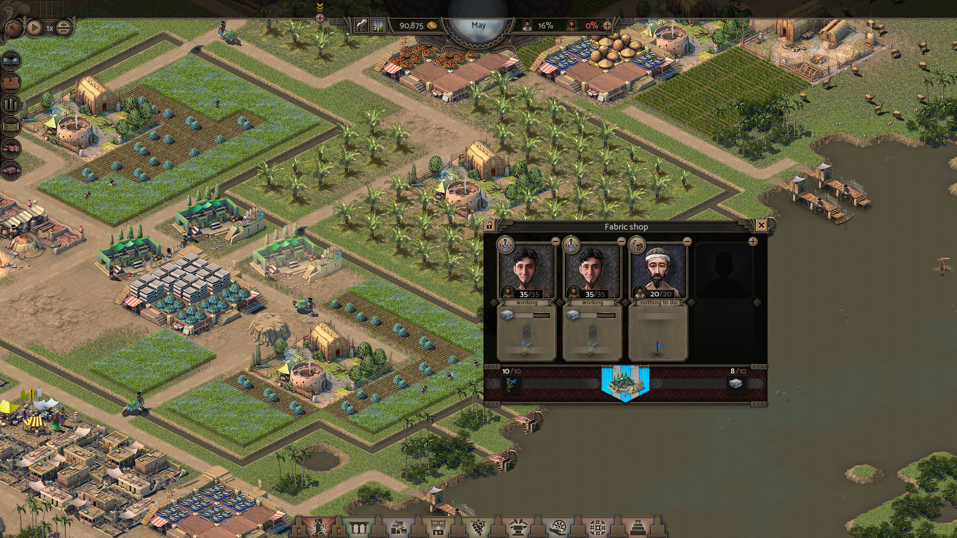 Nebuchadnezzar screenshot