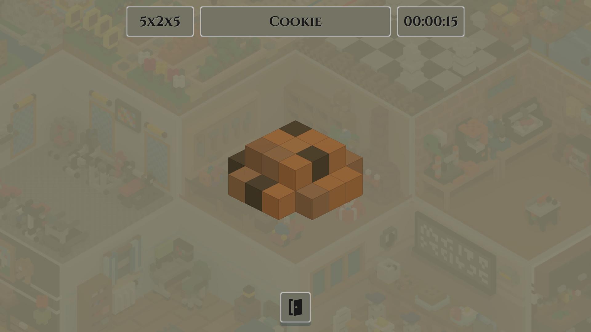 Voxelgram screenshot