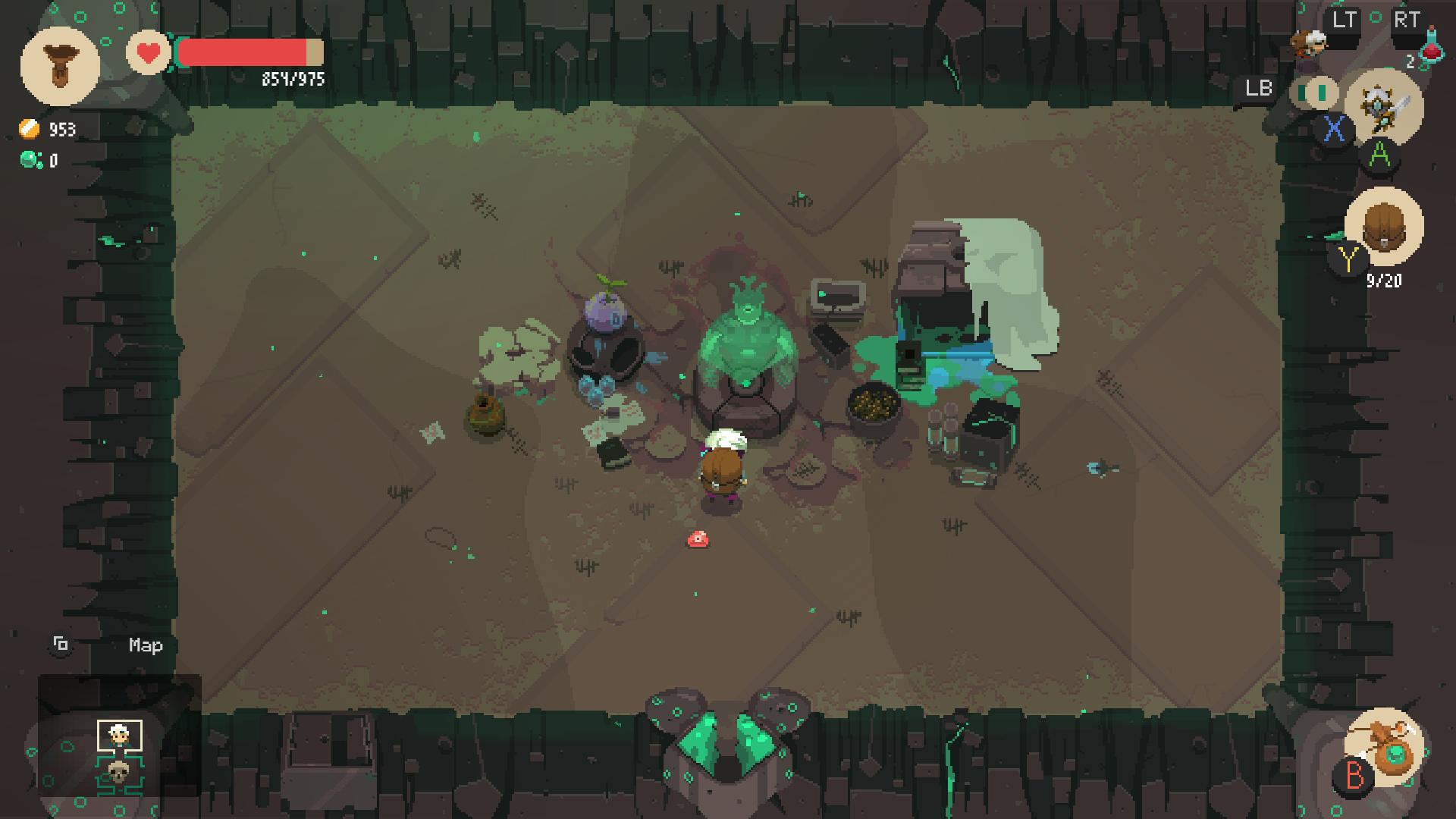 Moonlighter (Between Dimensions Soundtrack) screenshot