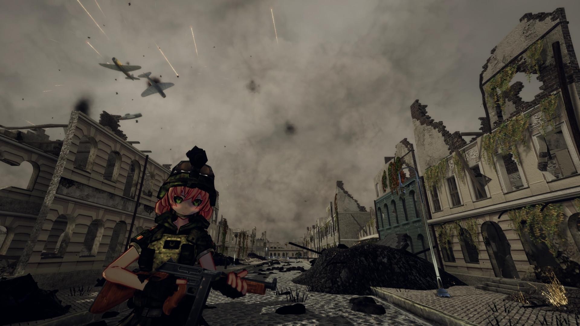 HENTAI - World War II screenshot