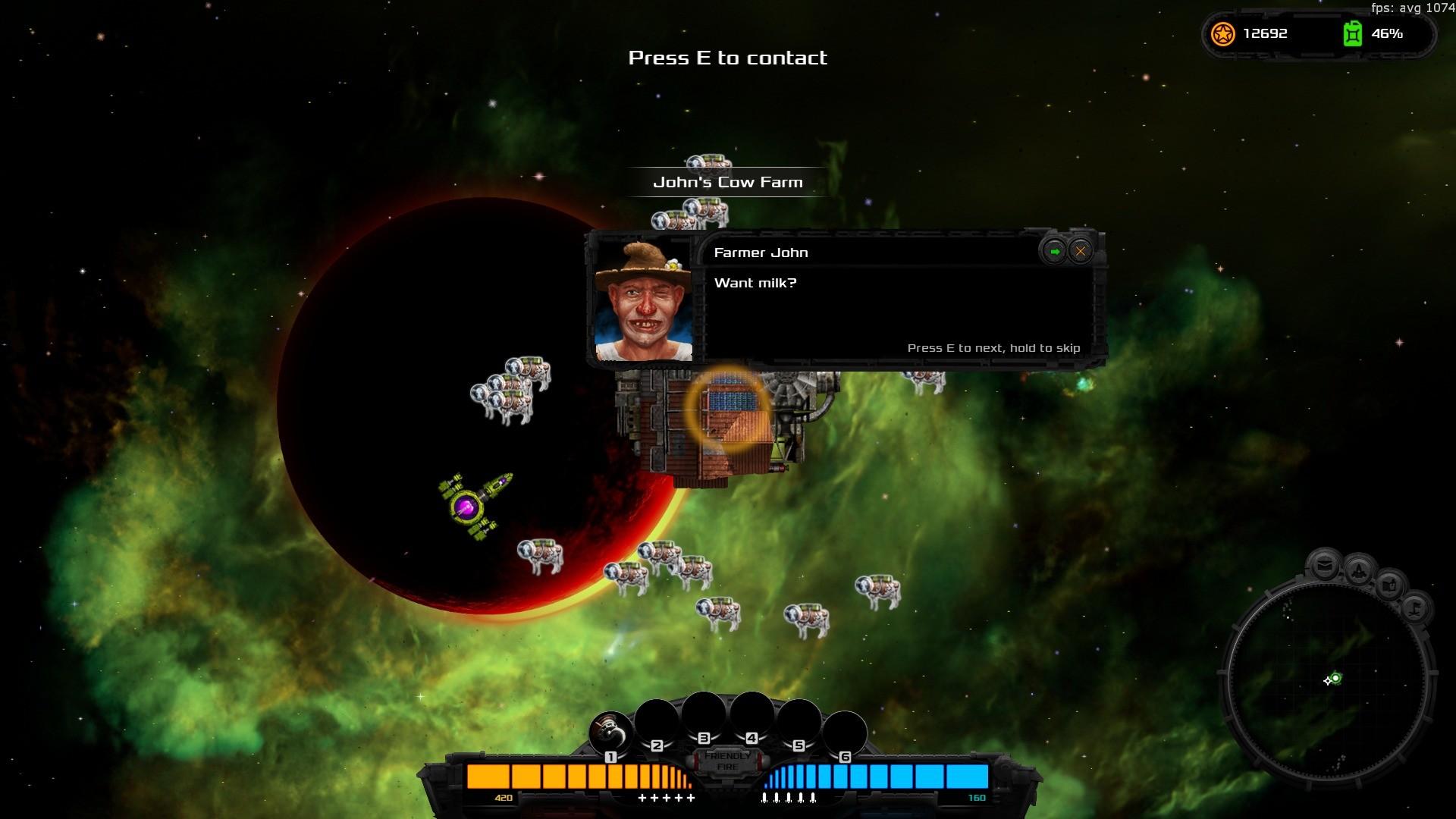 Silent Sector screenshot