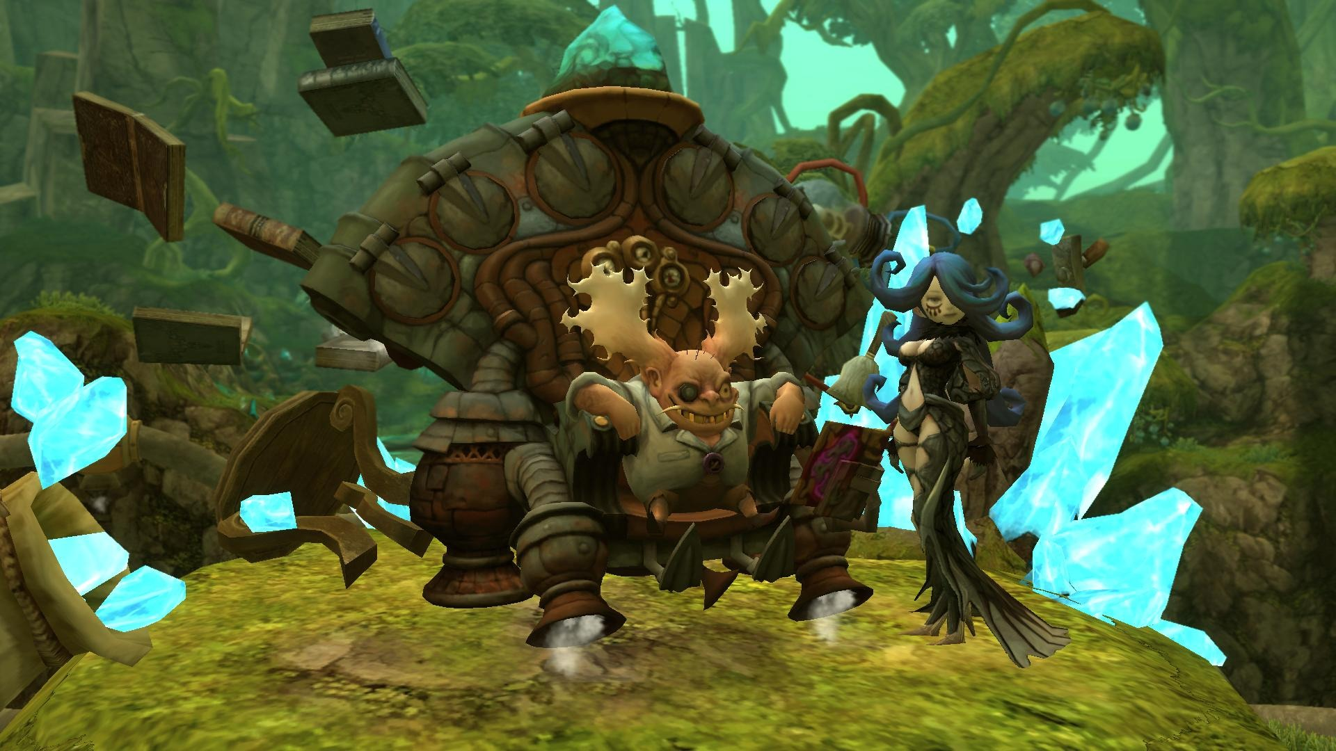 Dragon Nest screenshot