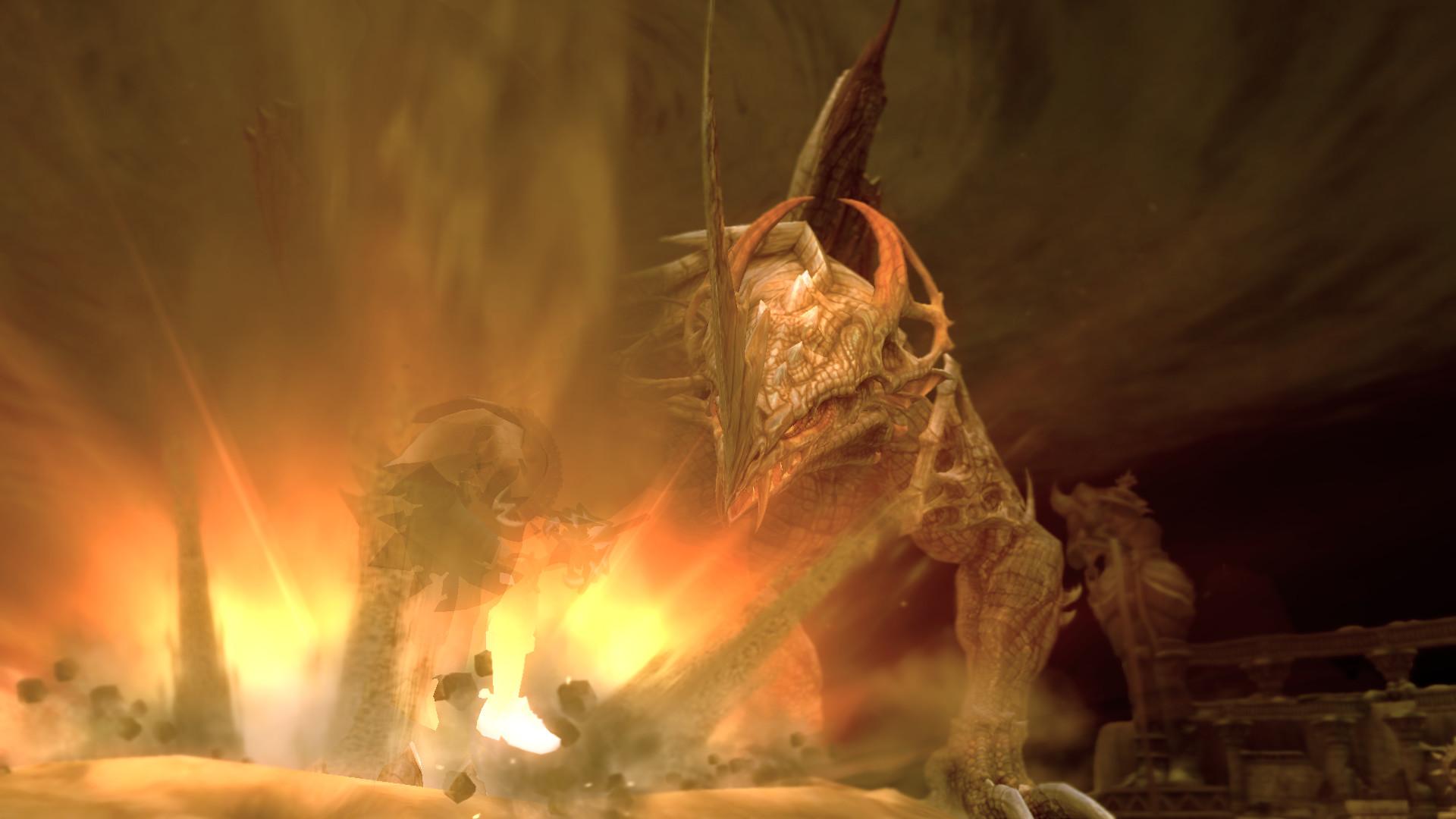 Dragon Nest screenshot