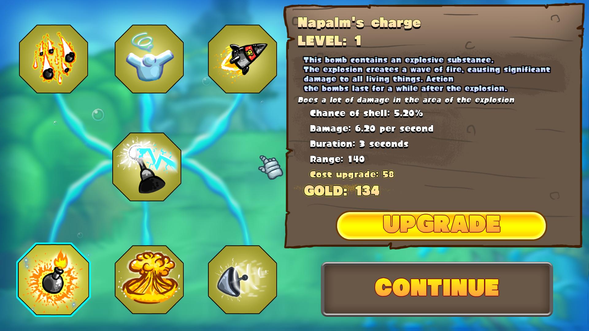 Deep Ocean Rush screenshot