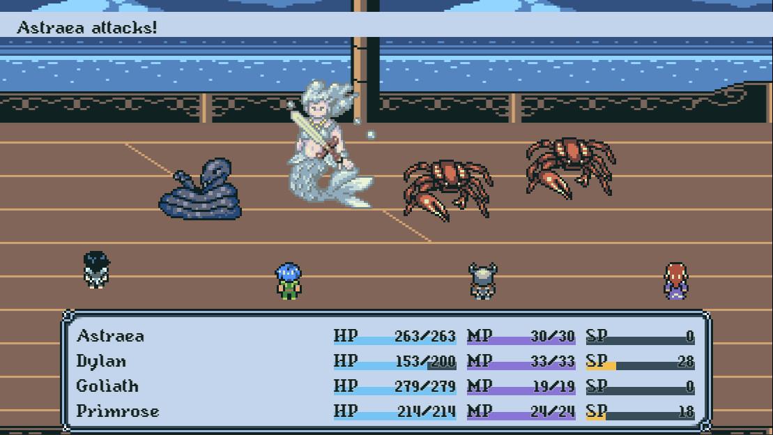 Knight Eternal screenshot