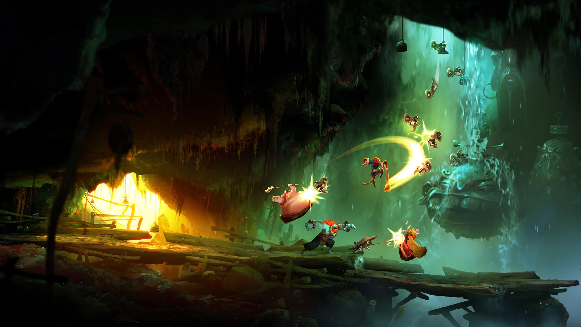Unruly Heroes - Soundtrack screenshot