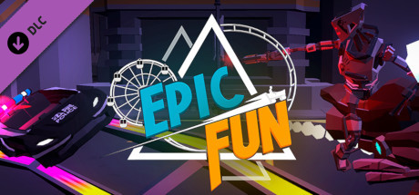 Epic Fun - R0b0t Coaster