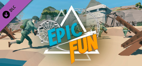 Epic Fun - Explosive War Coaster