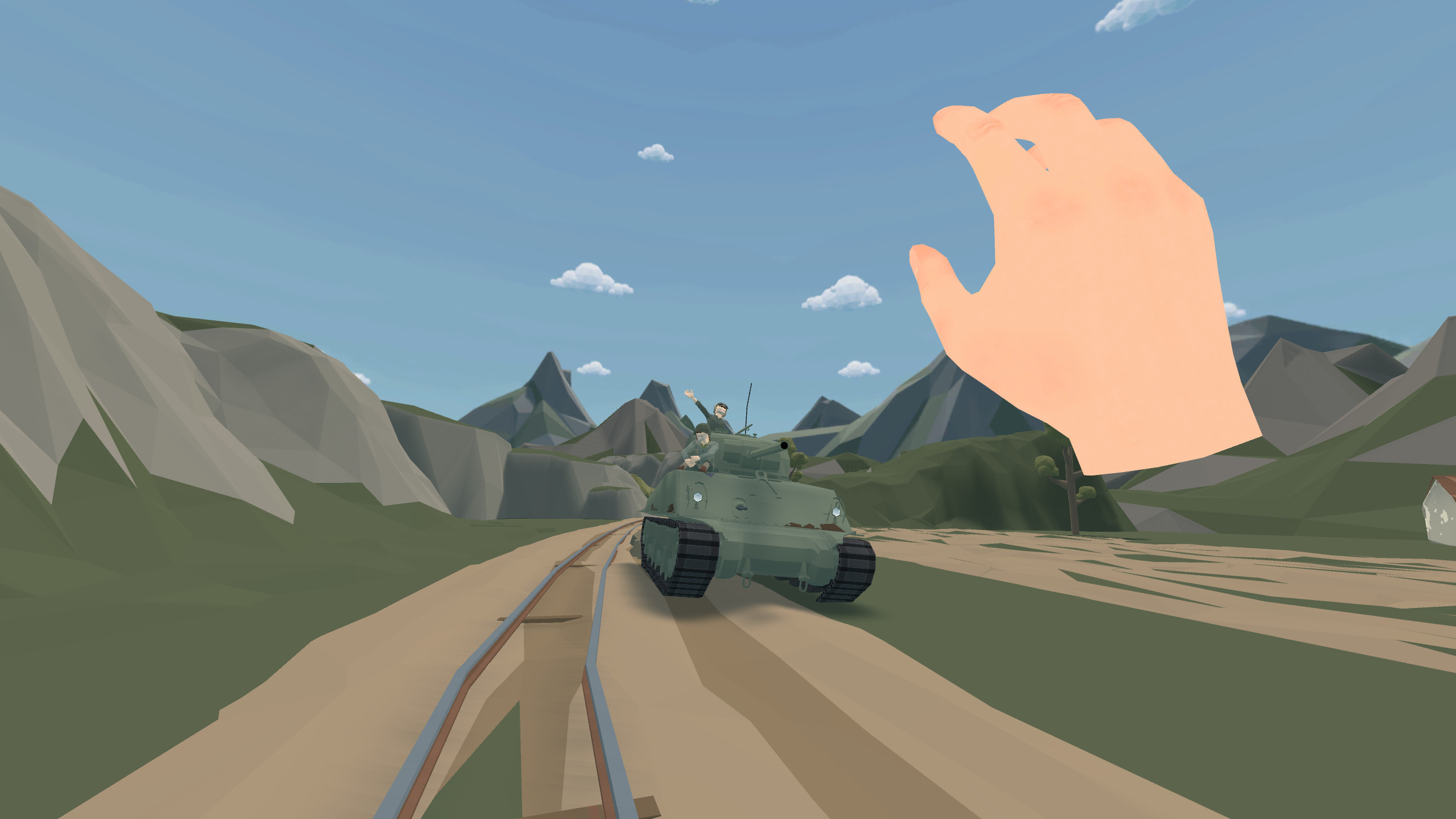 Epic Fun - Explosive War Coaster screenshot