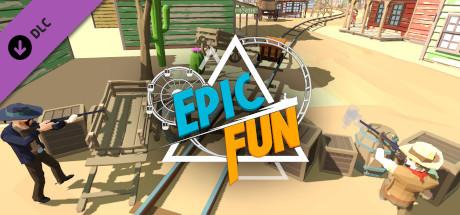 Epic Fun - Western Coaster
