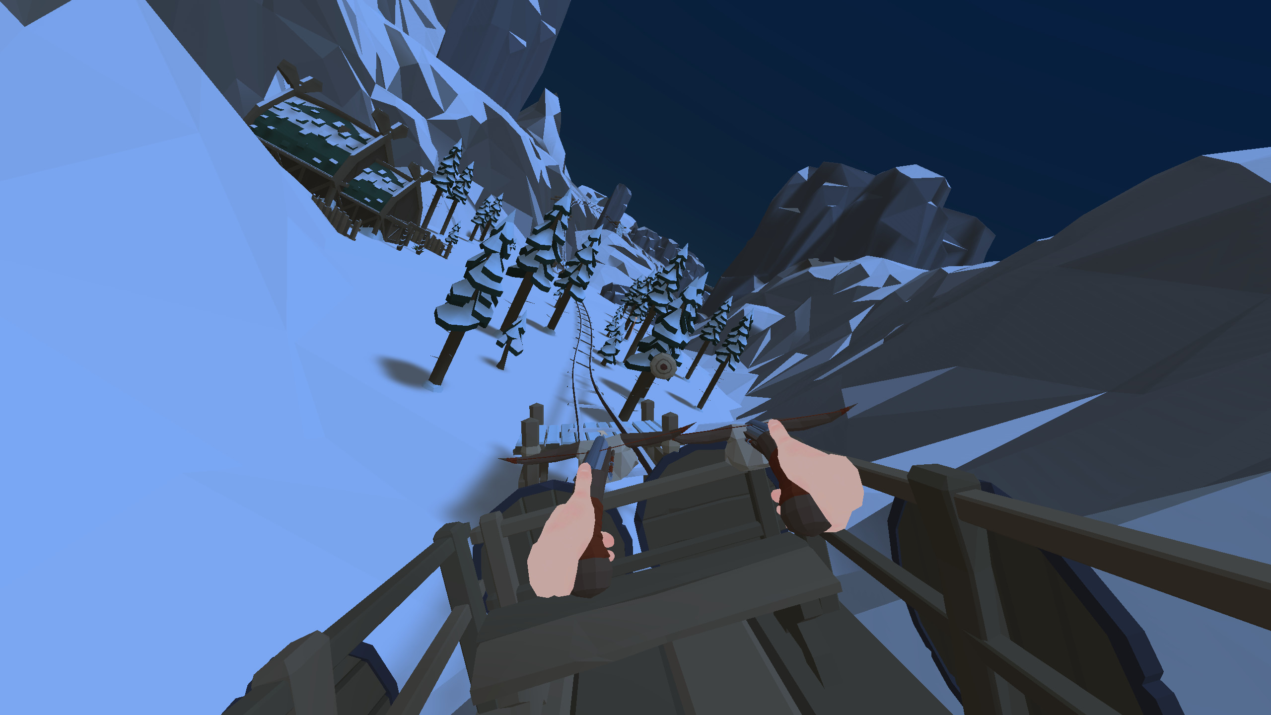 Epic Fun - Viking Coaster screenshot