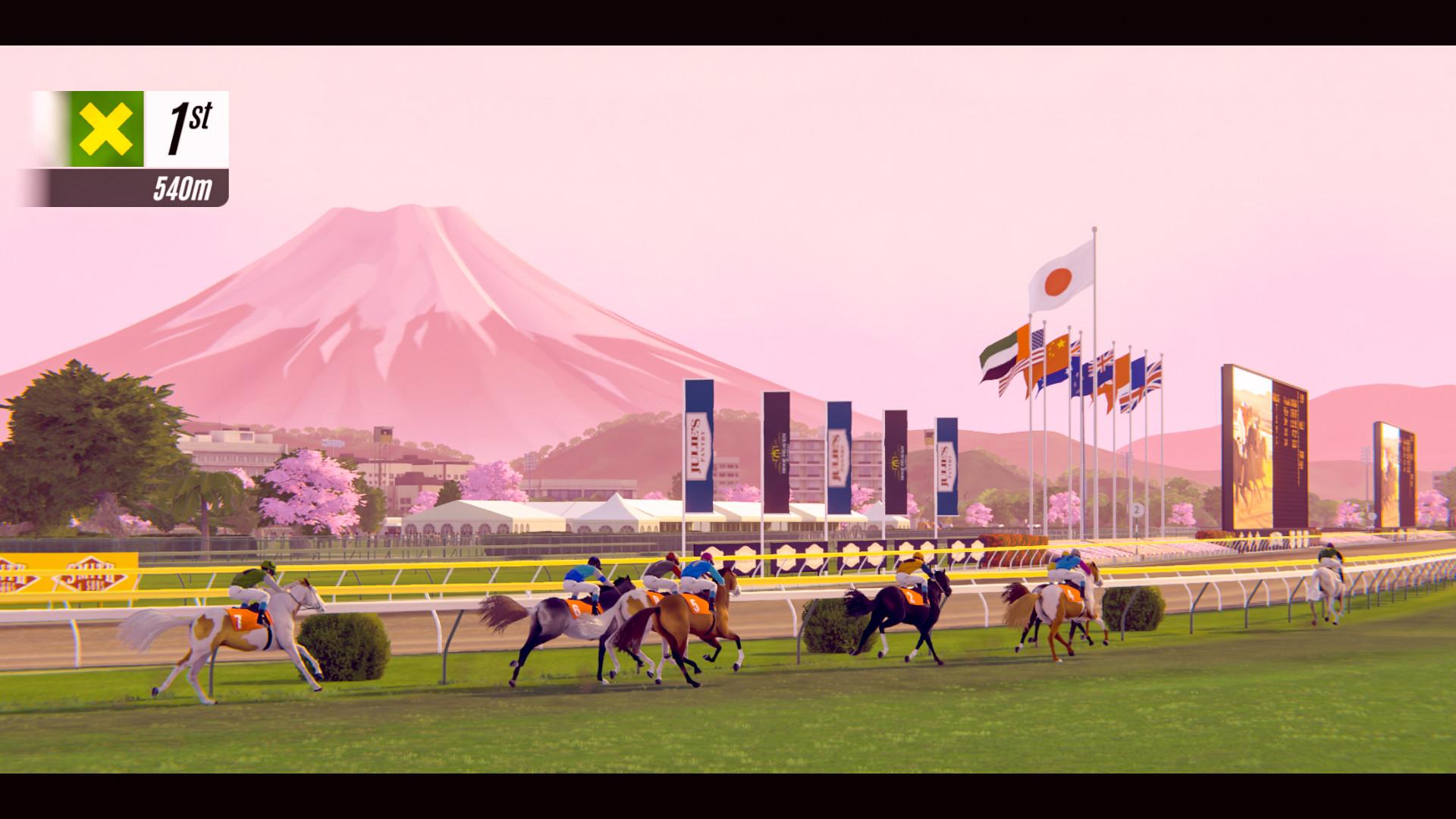 Rival Stars Horse Racing: Desktop Edition screenshot
