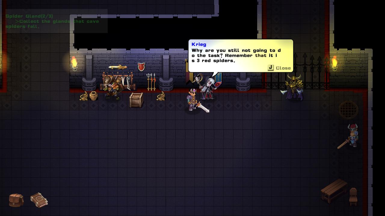Mulite Sword Man screenshot