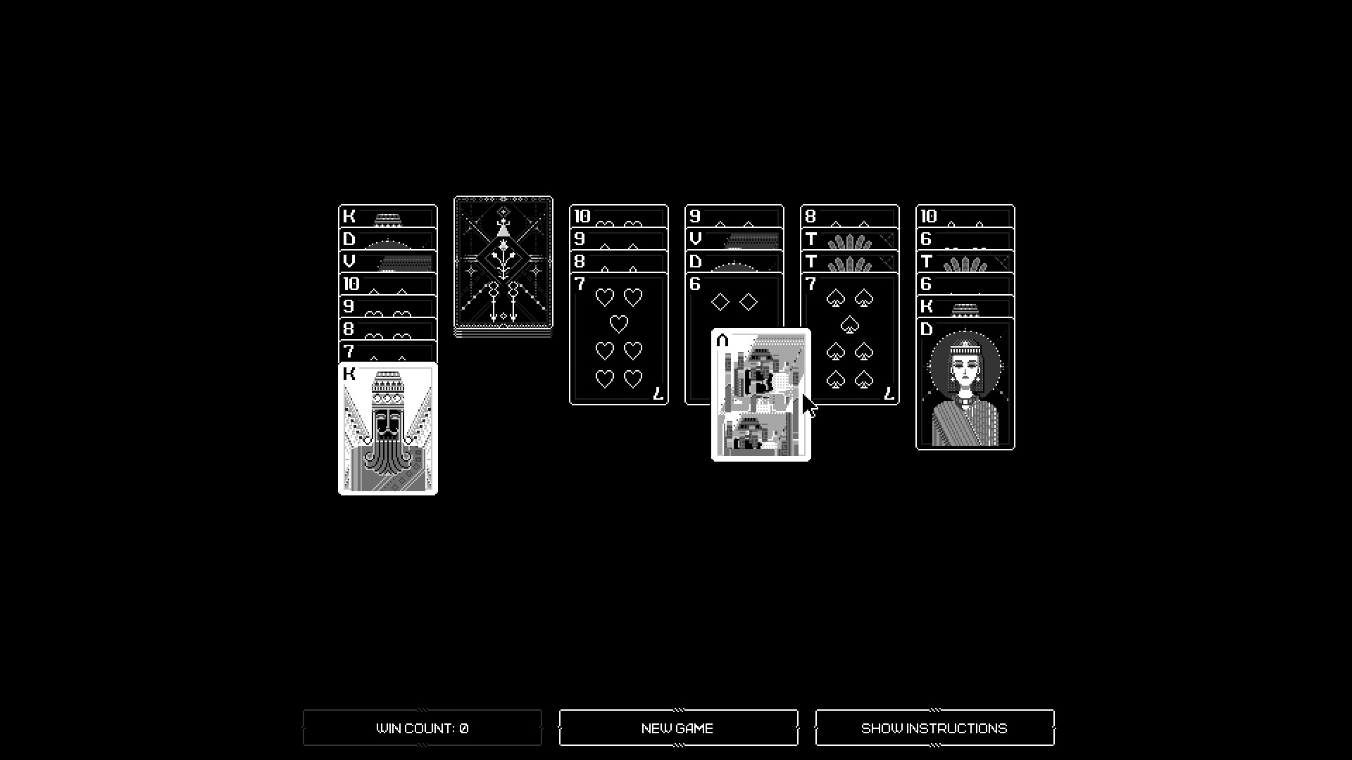 MOLEK-SYNTEZ screenshot