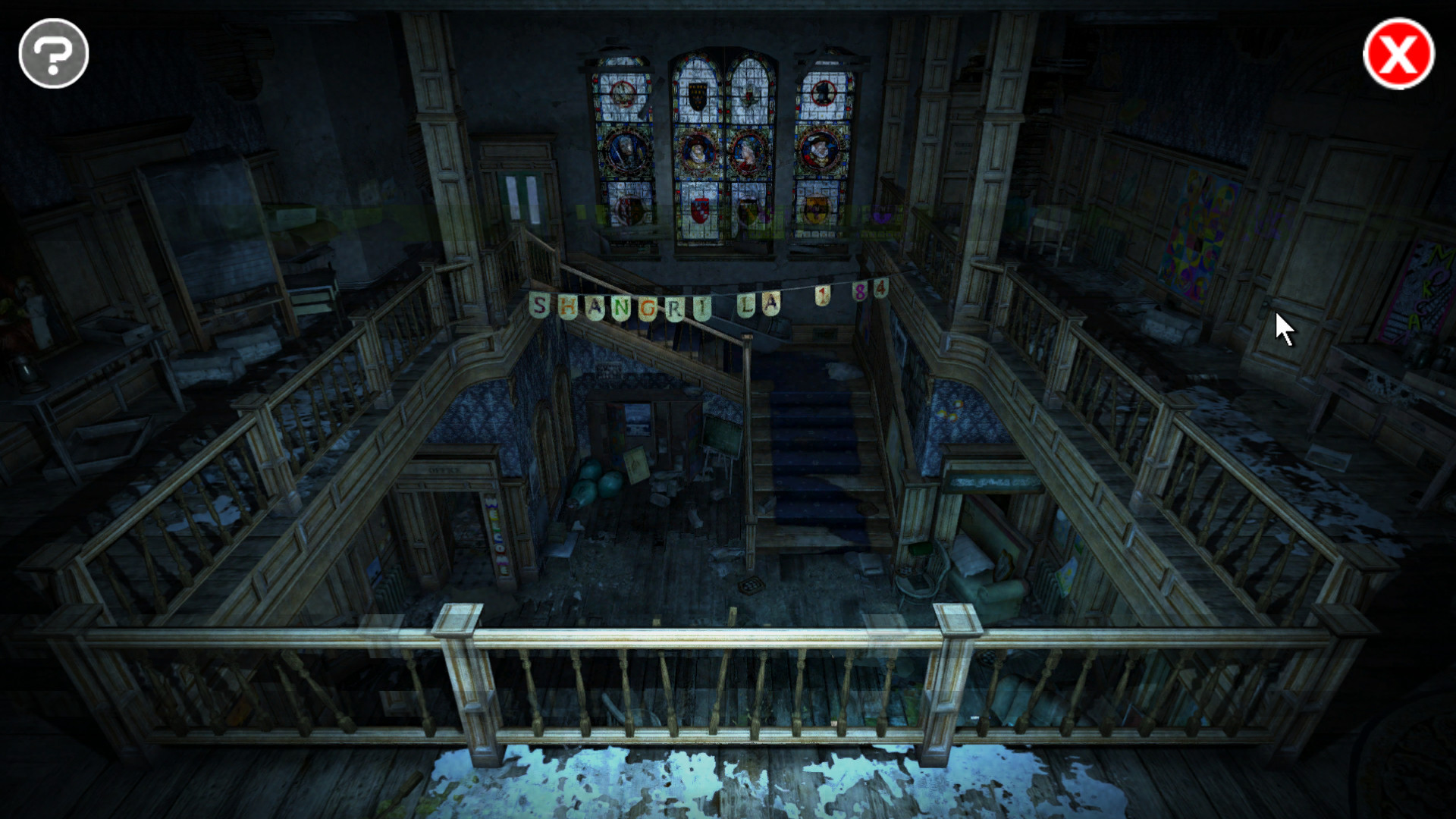 Dark Fall: Ghost Vigil screenshot