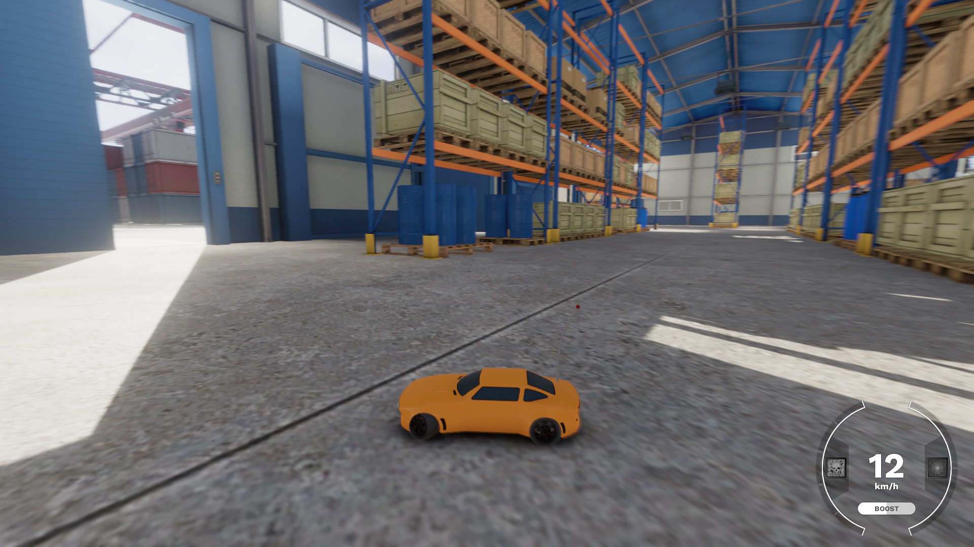 PocketCars screenshot