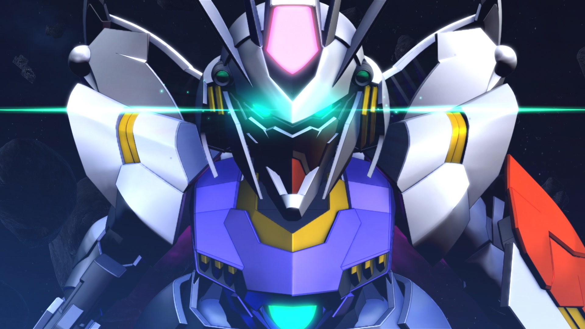 SD GUNDAM G GENERATION CROSS RAYS Added Dispatch Mission Set 3 screenshot