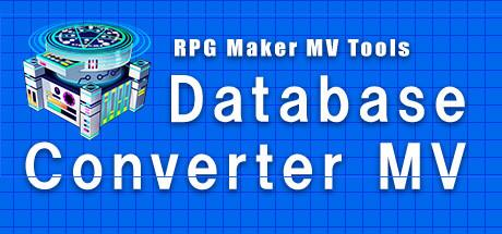RPG Maker MV Tools - Database ConVerter MV