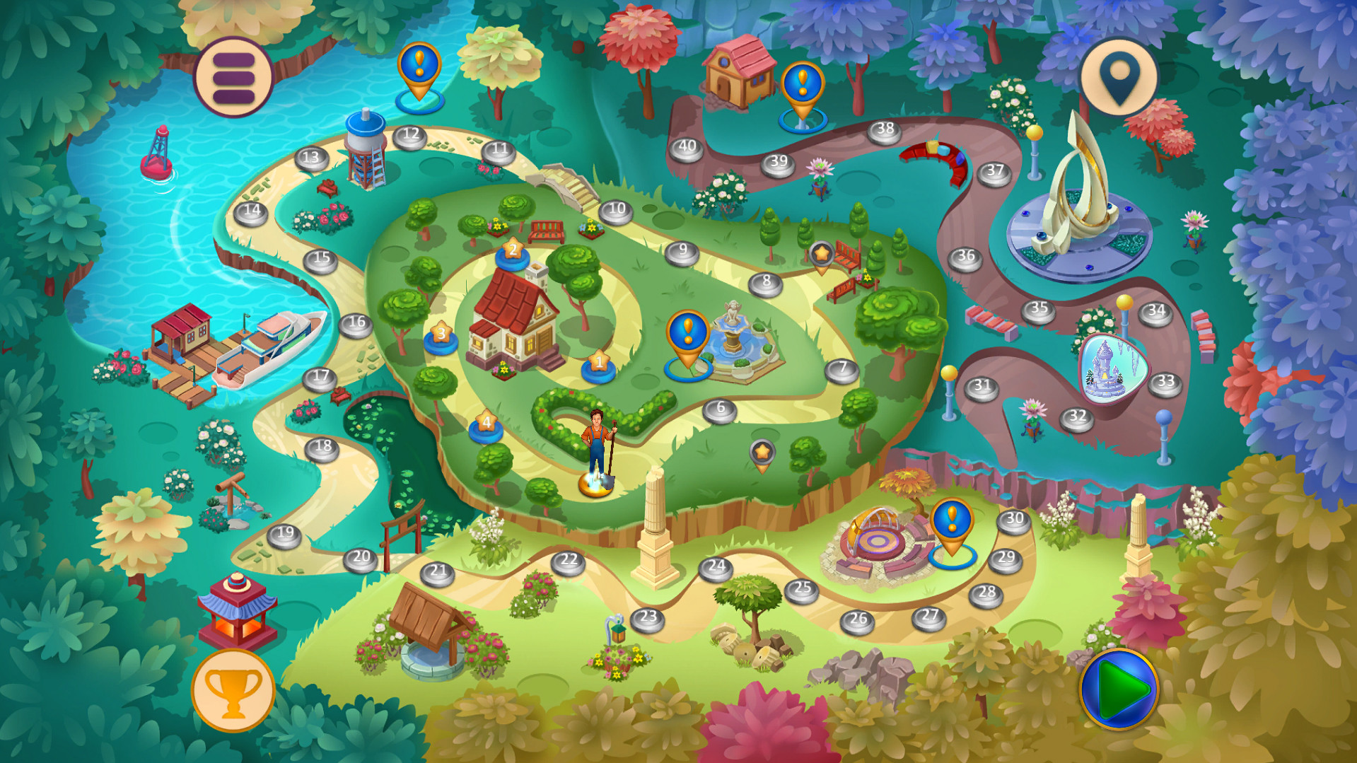 Garden City screenshot