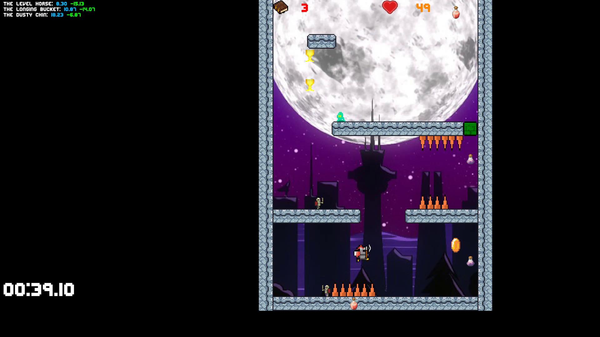 Super Novel Collector (Speedrun Edition) screenshot