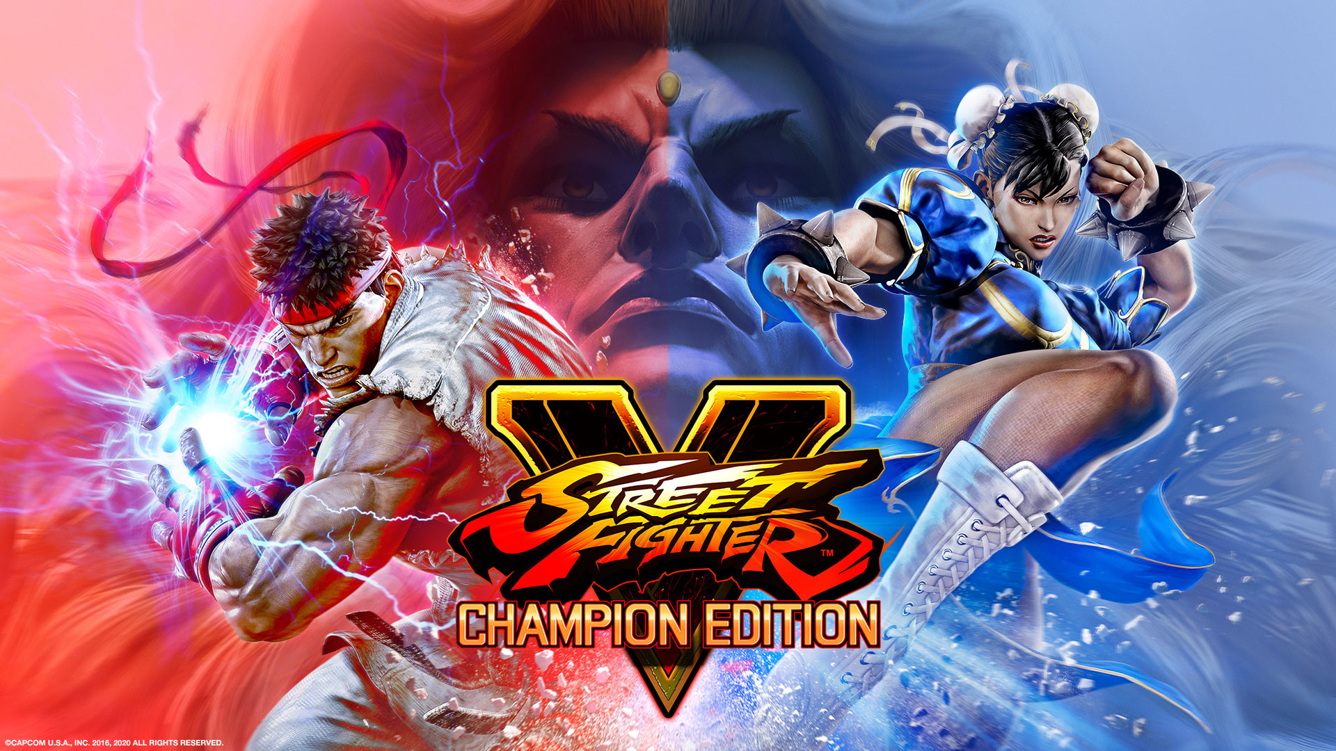 Street Fighter V - Champion Edition Special Wallpapers screenshot
