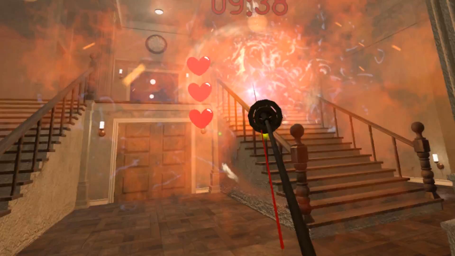 Explosion Magic Firebolt VR screenshot
