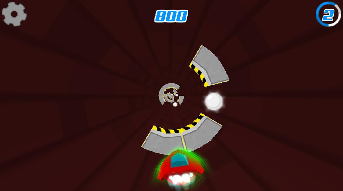 Space Road screenshot
