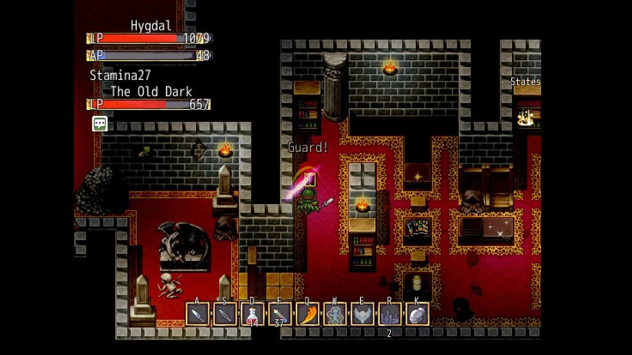 Tower Of Heresy screenshot