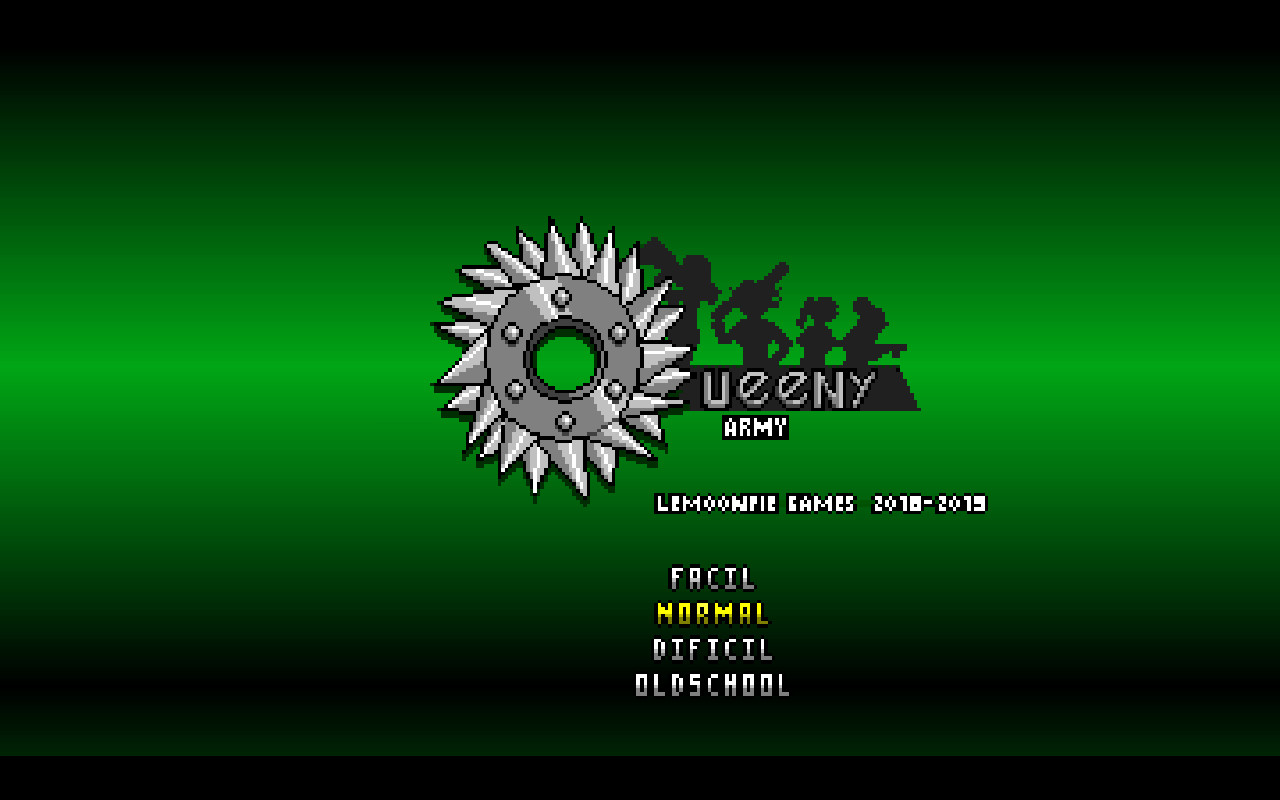 Queeny Army screenshot