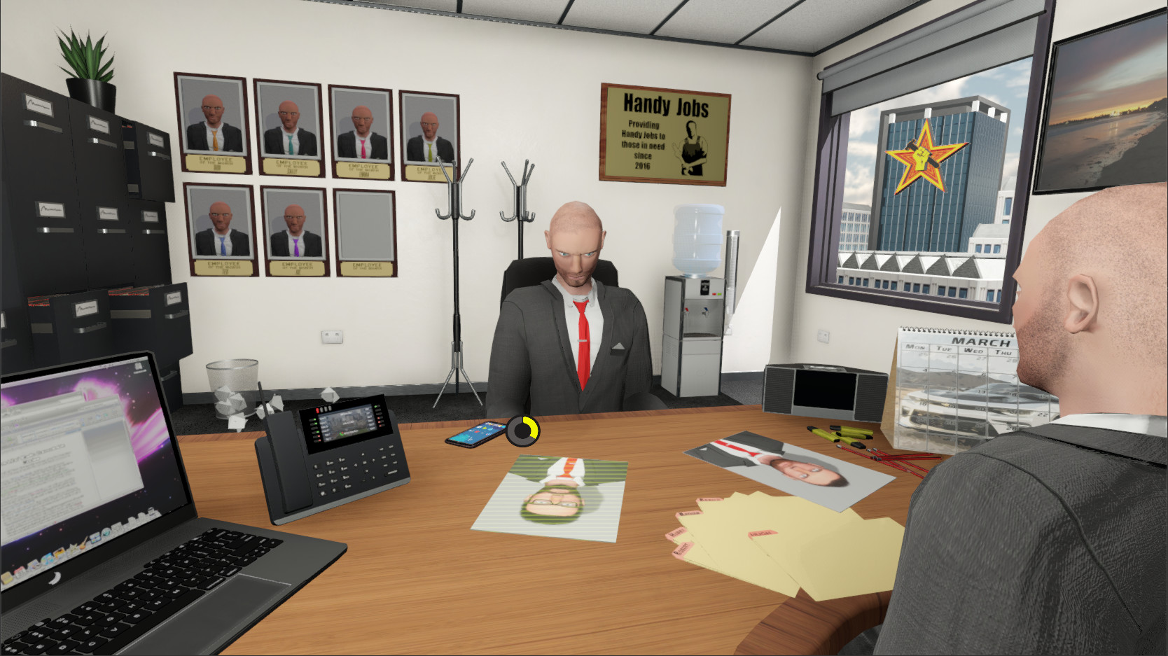 Human Simulator screenshot