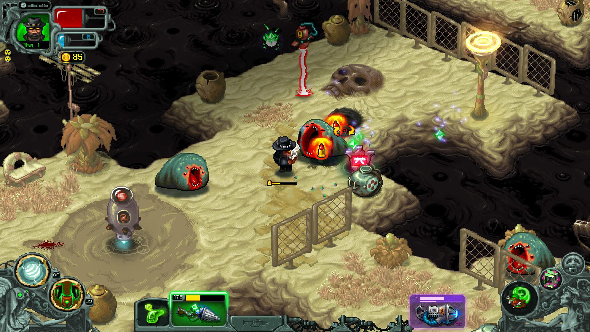 I, Dracula: Genesis screenshot