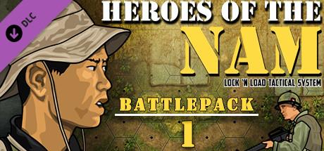 Lock 'n Load Tactical Digital: Heroes of Nam - Pack 1
