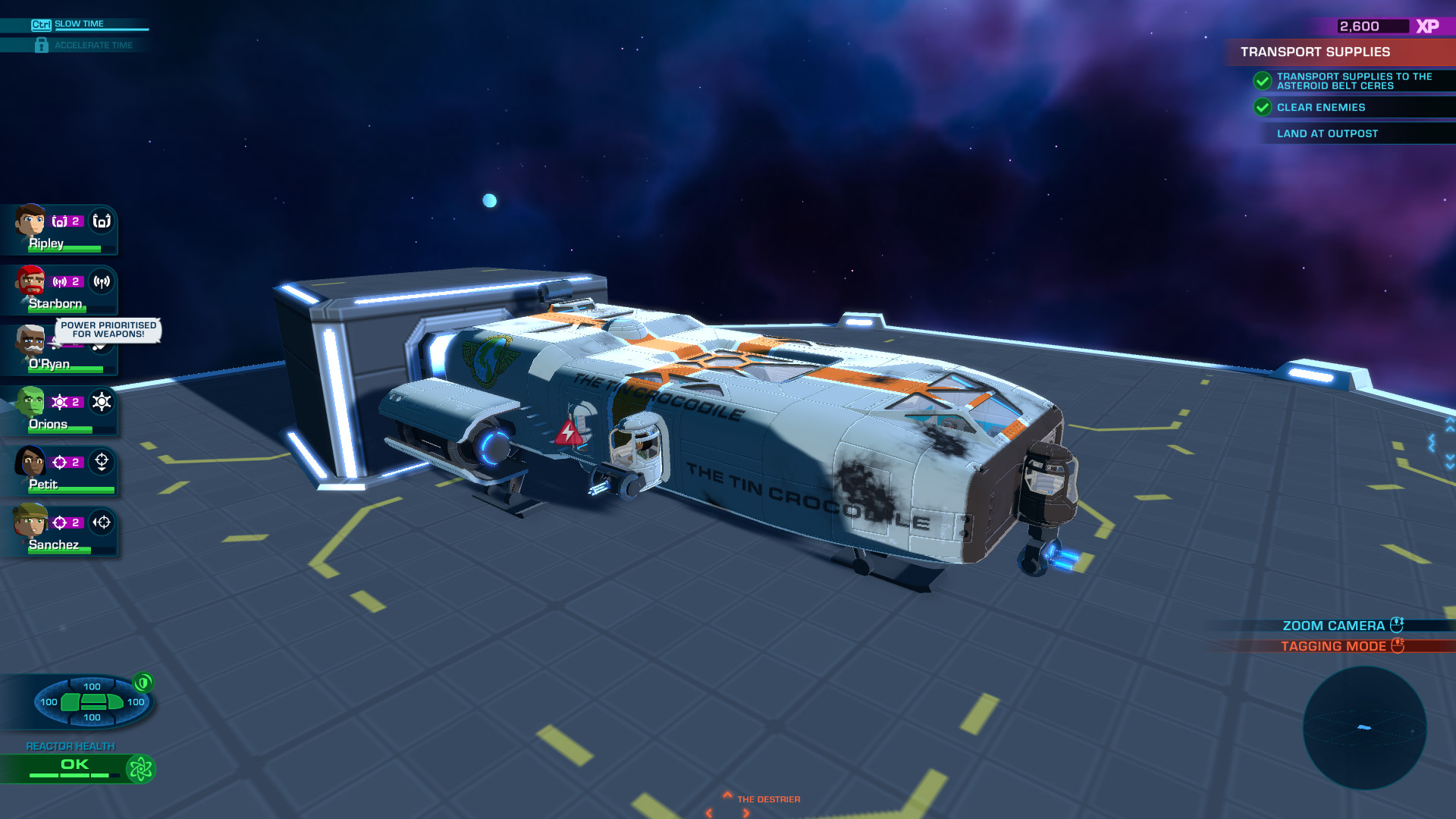 Space Crew screenshot