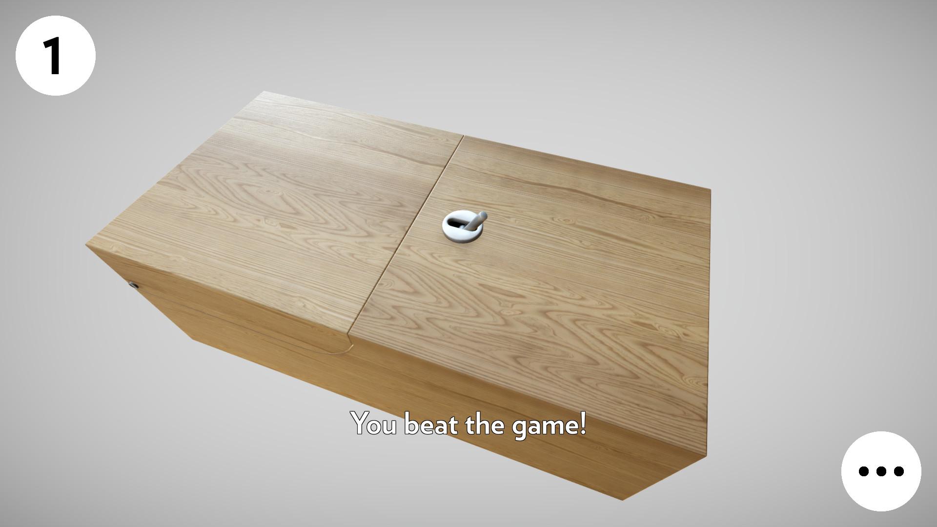 Useless Box: The Game screenshot