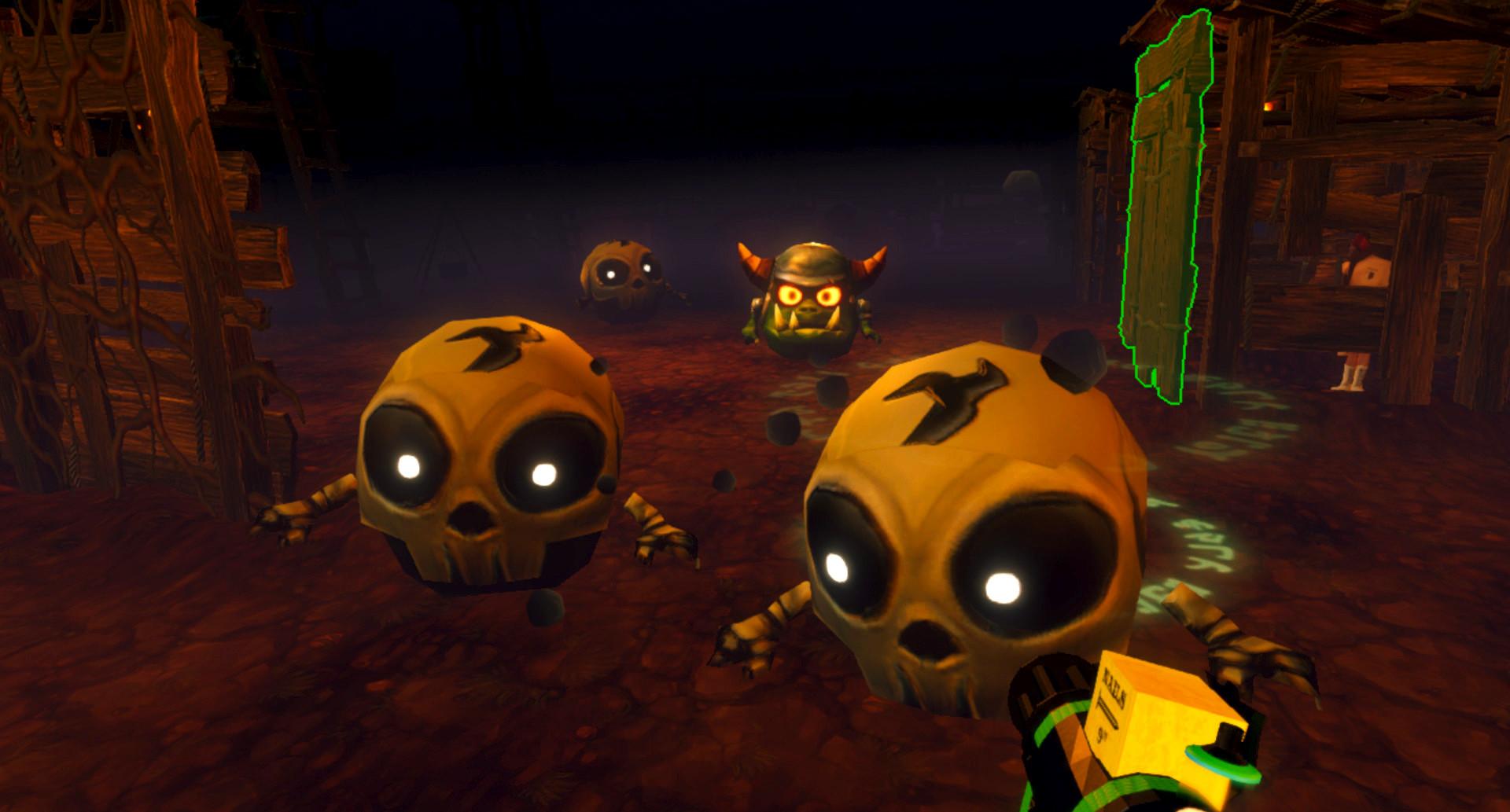 Spooky Night 2 screenshot