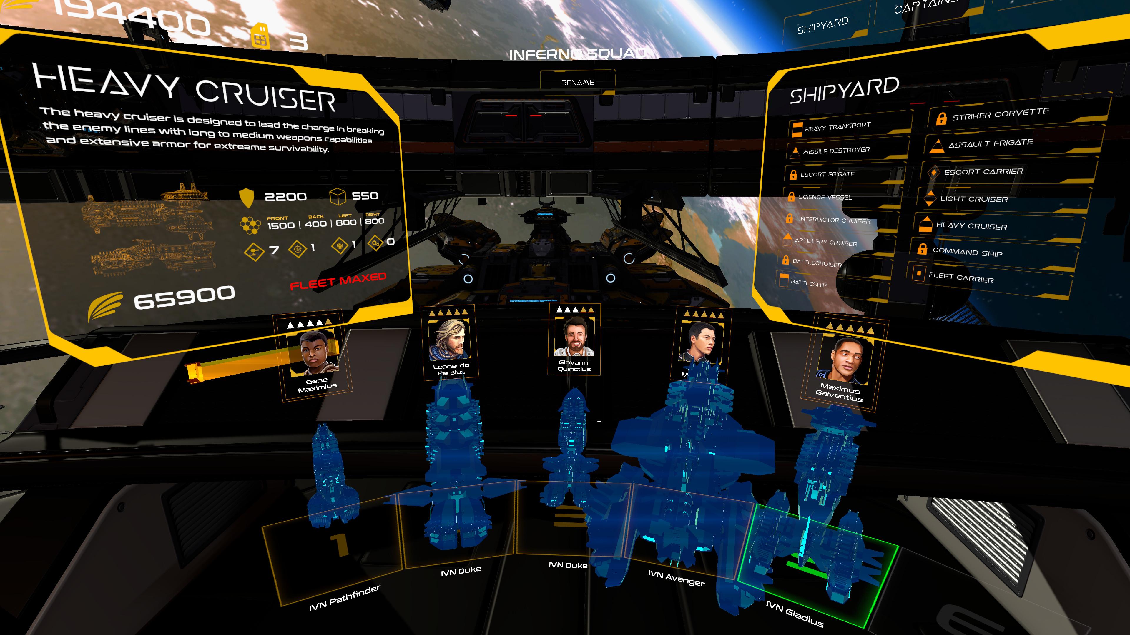 BattleGroupVR screenshot