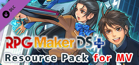 RPG Maker MV - DS+ Resource Pack