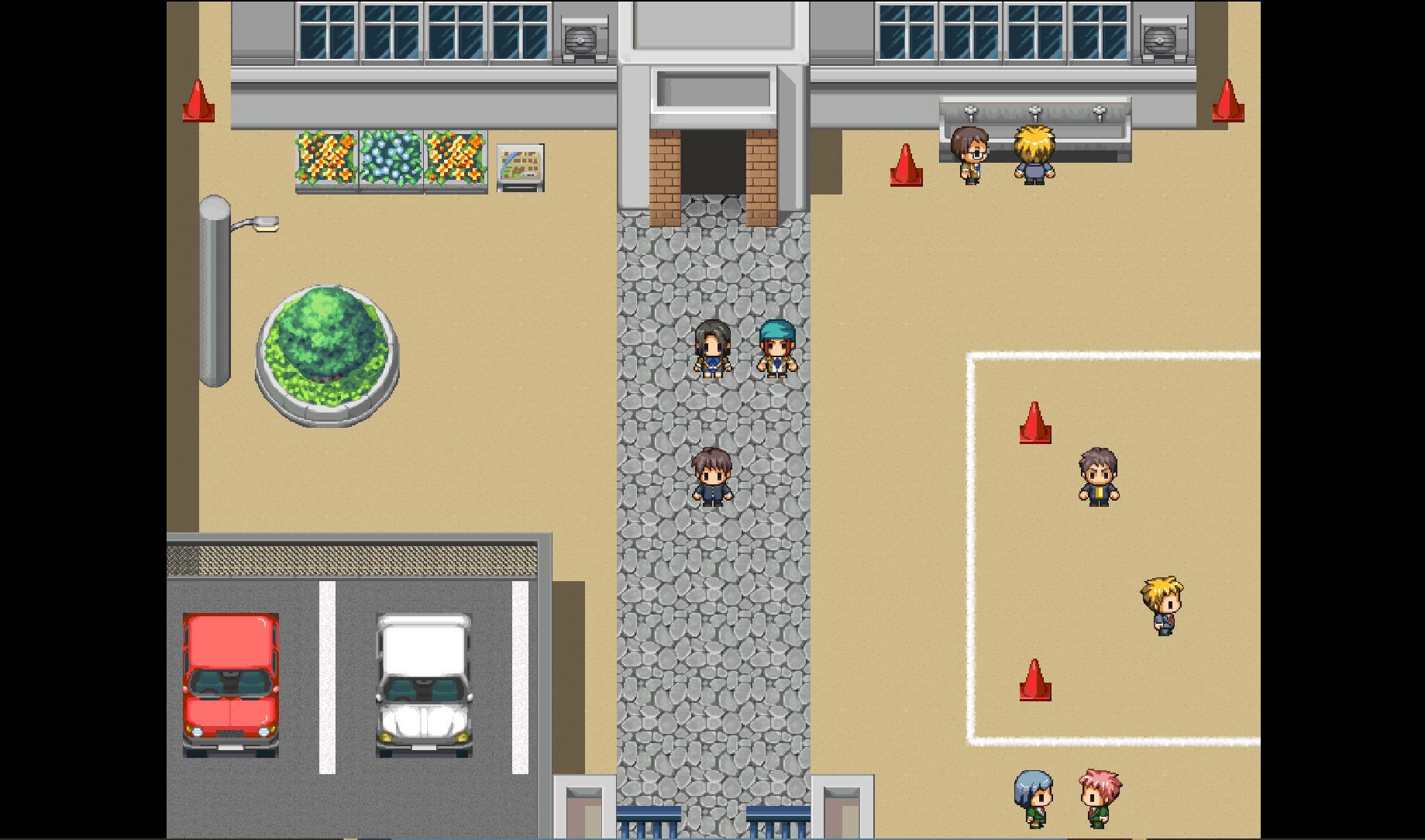 RPG Maker MV - DS+ Resource Pack screenshot