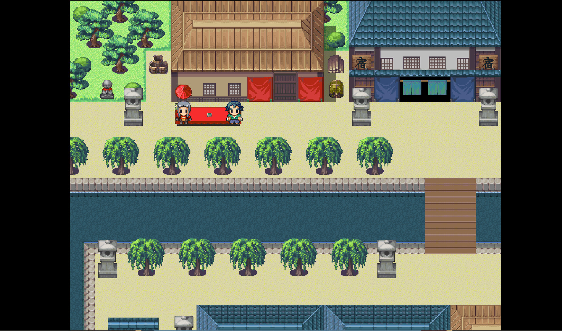 RPG Maker MV - DS+ Resource Pack screenshot