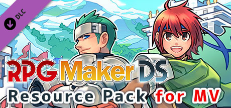 RPG Maker MV - DS Resource Pack