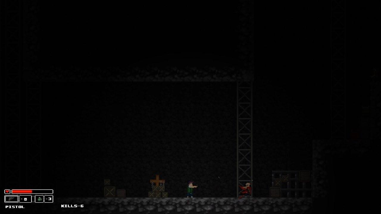 Romguns screenshot
