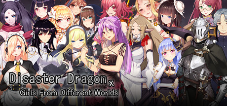 Disaster Dragon x Girls from Different Worlds