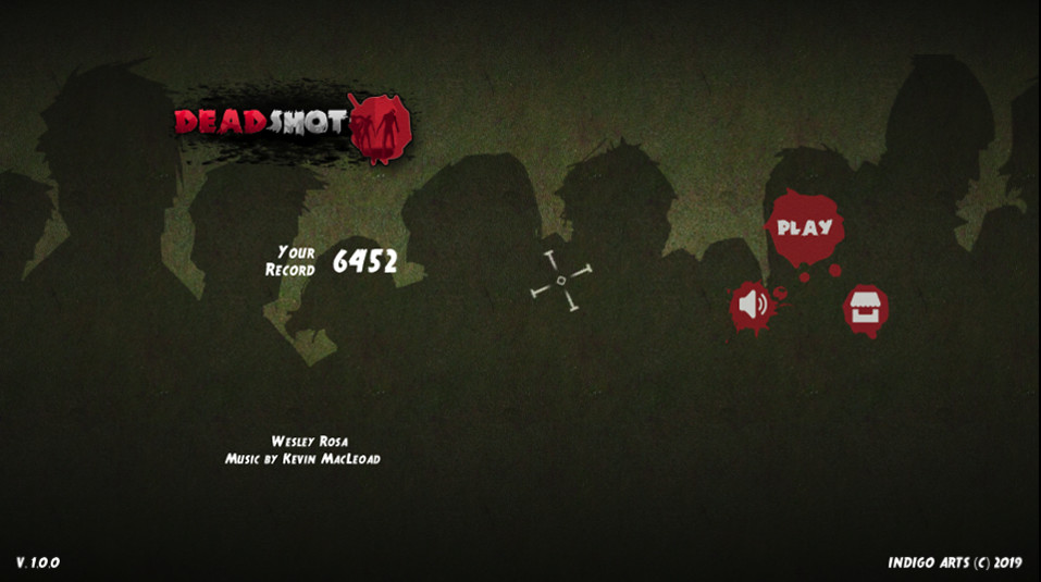 DeadShotZ screenshot