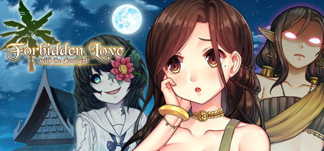 Allgamedeals.com - Forbidden Love With The Ghost Girl - STEAM
